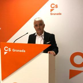 """José Antonio Funes celebra la reposición de las bolsas de profesores interinos, ejemplo de la """"oposición útil"""" de Ciudadanos"""