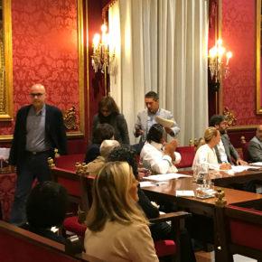 """Manuel Olivares: """"No vamos a consentir que el PSOE utilice las instituciones para fines partidistas"""""""