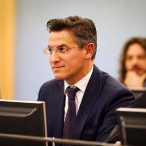 Luis Salvador demanda al Gobierno un plan con la previsión temporal que tiene fijada para la ejecución de la línea eléctrica 400 kv
