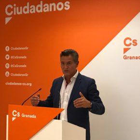 Transcurrido un año, Ciudadanos exige la dimisión de Paco Cuenca para que deje paso a un alcalde que no esté imputado