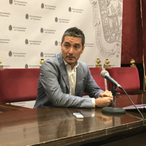 Ciudadanos denuncia el intento del equipo de gobierno de 'Carmenizar' la televisión pública de todos los granadinos