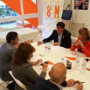"""Juan Marín: """"Necesitamos que Granada tenga estabilidad para sacar adelante los proyectos de futuro que necesita"""""""