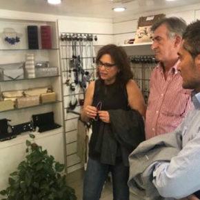 Ciudadanos alerta del progresivo abandono del barrio de la Chana y reclama una mayor atención a las necesidades de los vecinos