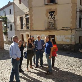Ciudadanos reivindica la elaboración de un plan específico de intervención que permita rescatar el Albaicín