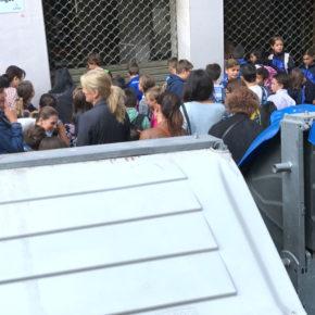 Ciudadanos pide la revisión de la ubicación de los contenedores de residuos para mejorar la accesibilidad y evitar riesgos para la salud