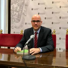 Ciudadanos lleva a Diputación una propuesta para dinamizar las reformas previstas para la planta de tratamiento de residuos y reciclaje de Alhendín
