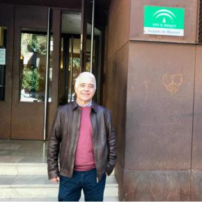 Ciudadanos se compromete a llevar al Parlamento de Andalucía las reivindicaciones del Juzgado de Menores de Granada