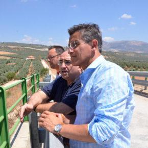 """Luis Salvador: """"Todo lo que sea acercar la puesta en marcha del AVE en Granada son buenas noticias"""""""