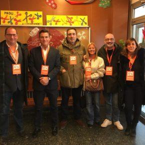Una veintena de afiliados de Ciudadanos Granada participan este 21D como apoderados en las elecciones catalanas