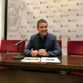 """Manuel Olivares: """"Ciudadanos no va a ser cómplice del engaño del equipo de gobierno, que propone subir un 3 por ciento el IBI a todos los granadinos"""""""