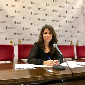 Ciudadanos pide la actualización del Plan de Infancia y Adolescencia para poder cubrir las necesidades reales actuales