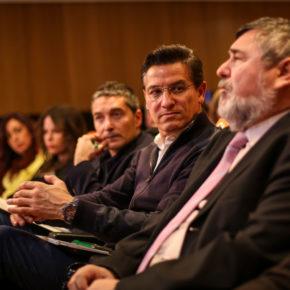 Afiliados y representantes de Ciudadanos Granada participan en una jornada formativa con ONCE