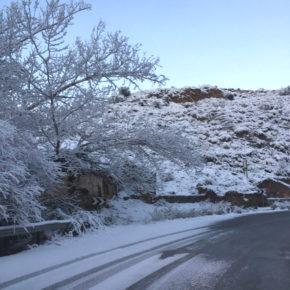 Ciudadanos pide a la Diputación Provincial que garantice la seguridad en la carretera GR-4105 que conecta Lugros con Purullena ante los temporales e inclemencias meteorológicas