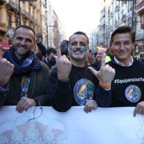 """Luis Salvador: """"Este país debe saldar su deuda con la Policía Nacional y la Guardia Civil; es una cuestión de igualdad, de justicia y de dignidad"""""""