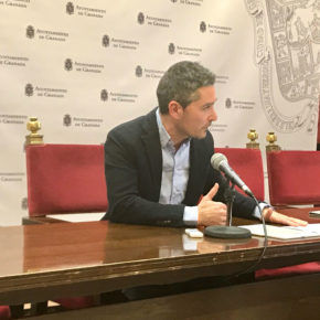 Manuel Olivares llama a la responsabilidad del equipo de gobierno para garantizar la máxima seguridad de los granadinos durante la Semana Santa
