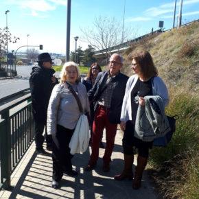 """Ciudadanos exige al equipo de gobierno que """"no mire a otro lado"""" con los problemas de movilidad, mantenimiento y medio ambiente en el distrito Genil"""