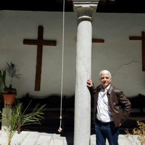 José Antonio Funes plantea la creación y difusión de una ruta por la riqueza monumental y artística de 'La Granada Mística'