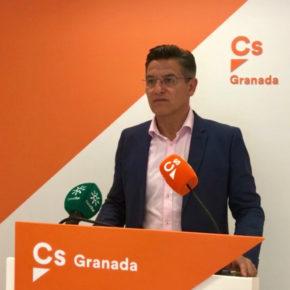 Garantizada la llegada del AVE a Granada, Ciudadanos refuerza en estos PGE el compromiso con la entrada soterrada y la variante de Loja