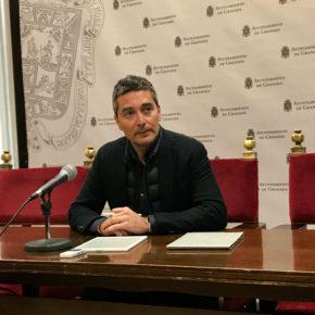 """Manuel Olivares pide al alcalde y a la Junta que """"pasen de las buenas palabras al apoyo financiero"""" para la Capitalidad Europea de la Cultura 2031"""