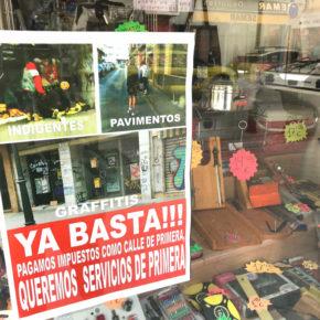 """Ciudadanos muestra su """"total apoyo"""" a las reivindicaciones de la plataforma ciudadana para la recuperación de la calle San Juan de Dios y su entorno"""