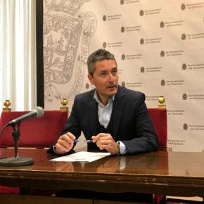 """Manuel Olivares: """"Las investigaciones por corrupción de PP y PSOE paralizan el desarrollo y crecimiento de Granada"""""""