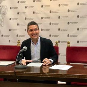 """Ciudadanos alerta del """"alto riesgo"""" que tiene Granada de perder los 15 millones de euros de los fondos europeos"""