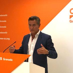 Ciudadanos resalta los más de 530.000 euros que la Junta de Andalucía destinará a actuaciones de emergencia en la provincia de Granada para la conservación de carreteras