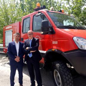 Ciudadanos alerta de la necesidad de una mejora estructural de la actual plantilla de bomberos