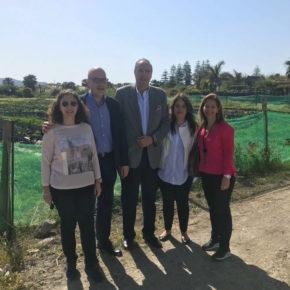 Ciudadanos considera oportuna la extensión del proyecto de formación laboral en el sector agrícola de Cáritas a diversos municipios de toda la provincia