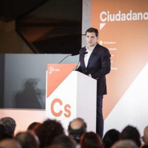 Albert Rivera visita Granada