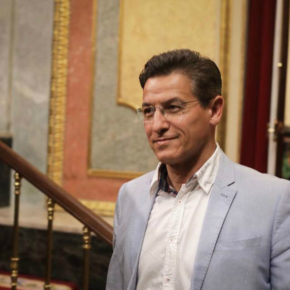 Luis Salvador apremia al Gobierno a acometer las actuaciones pendientes de ejecución en la Costa granadina para garantizar su protección y conservación