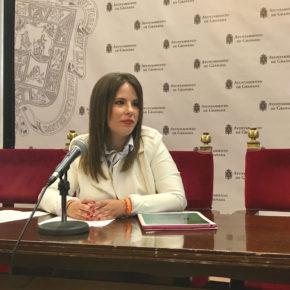 Ciudadanos centra sus alegaciones al V Plan Municipal de Igualdad en la lucha contra la violencia de género, la conciliación y la formación en valores igualitarios