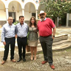 Ciudadanos presenta una propuesta para que el Corpus de Granada logre la denominación de Fiesta de Interés Turístico Nacional
