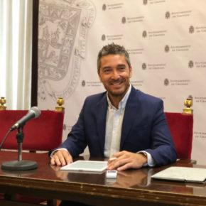 Manuel Olivares critica la falta de protección del equipo de gobierno a los comerciantes frente a la venta ilegal