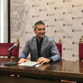 """Manuel Olivares: """"Costará varios años resarcir el daño que se le está haciendo a Granada con la parálisis provocada por PP y PSOE"""""""