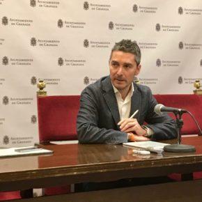 """Olivares califica de """"muy grave"""" el interés de Paco Cuenca en favorecer a la Junta imponiendo un plan de movilidad que perjudica a los granadinos"""