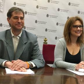 Ciudadanos propone trabajar en una estrategia consensuada para conseguir que Granada sea Ciudad Verde Europea
