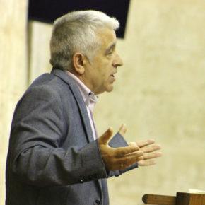 """José Antonio Funes: """"La Junta tiene una deuda pendiente con los centros de educación especial"""""""
