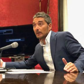 """Manuel Olivares lamenta la """"gestión ineficaz"""" de Paco Cuenca y denuncia el """"manifiesto empeoramiento de la movilidad"""" en la capital"""