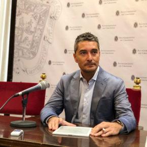 """Manuel Olivares muestra su """"total rechazo"""" a las modificaciones en movilidad que el equipo de gobierno pretende imponer y exige """"consenso institucional"""""""