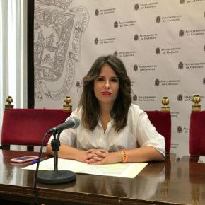 Ciudadanos reivindica el cumplimiento de las iniciativas y acuerdos municipales contra la homofobia y la transfobia