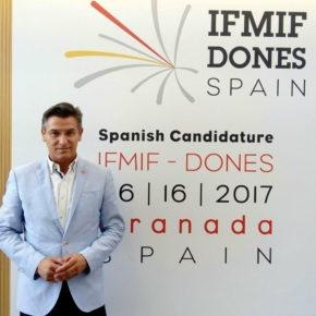 """Luis Salvador valora el """"espaldarazo definitivo"""" que Europa dará a Granada con la financiación del 75 por ciento del proyecto del acelerador de partículas"""