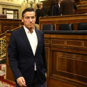 """Luis Salvador reivindica la """"prioritaria"""" construcción de las conducciones de la presa de Rules, una """"infraestructura clave"""" para la Costa que ha sufrido el ninguneo y los engaños de los gobiernos de PP y PSOE"""