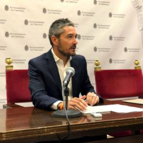 Manuel Olivares propone hacer público el sistema de seguimiento en tiempo real del servicio de transporte por autobús para mejorar la movilidad
