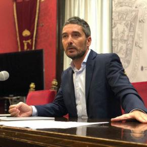 """Manuel Olivares insiste en plantear alternativas para ejecutar de forma urgente el vial del PTS, """"un proyecto vital para evitar la sangría del comercio en el Zaidín"""""""