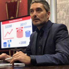 Ciudadanos propone un pacto a todos los grupos de la oposición para aportar medidas que eviten la subida del IBI que pretende imponer el PSOE