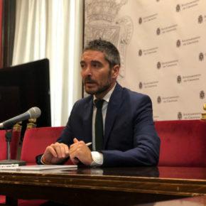Manuel Olivares denuncia la grave carencia de efectivos policiales en la capital y la mala planificación de los recursos para garantizar la seguridad ciudadana