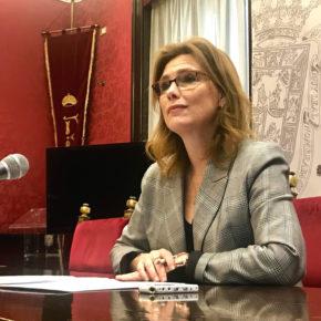 """María del Mar Sánchez demanda """"máxima transparencia"""" en el proceso de selección de la dirección gerencia del Consorcio del Centro Lorca"""