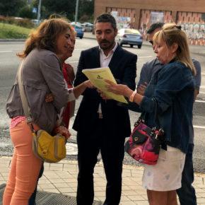 Ciudadanos demanda al equipo de gobierno actuaciones para atender los problemas de movilidad, mantenimiento y seguridad de Albayda