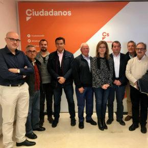 Ciudadanos apremia a la mejora de carretera autonómica A-402 a su paso por la comarca de Alhama tras años de incumplimientos de las administraciones